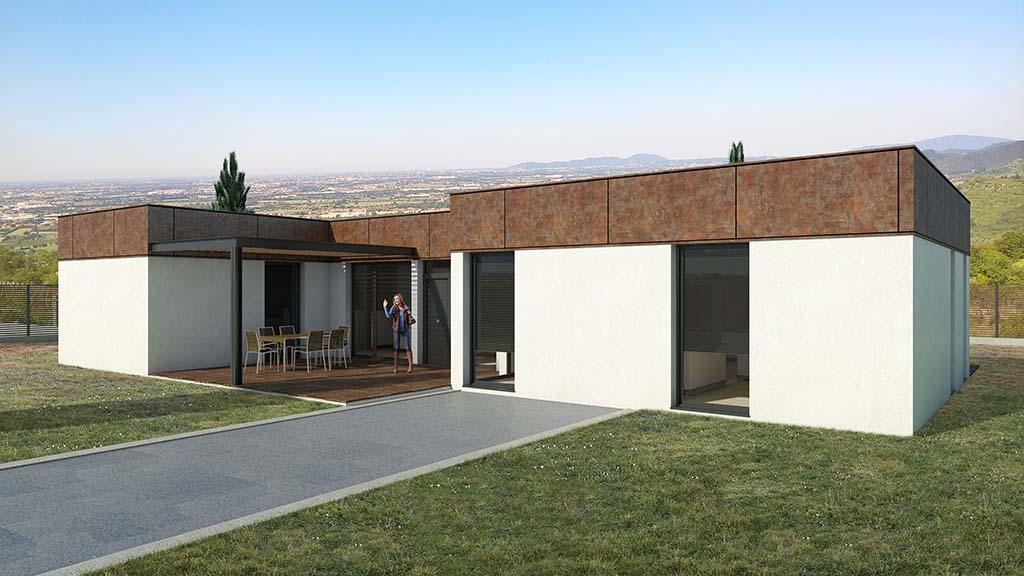 Construccion casa ZENTE Diseño 5