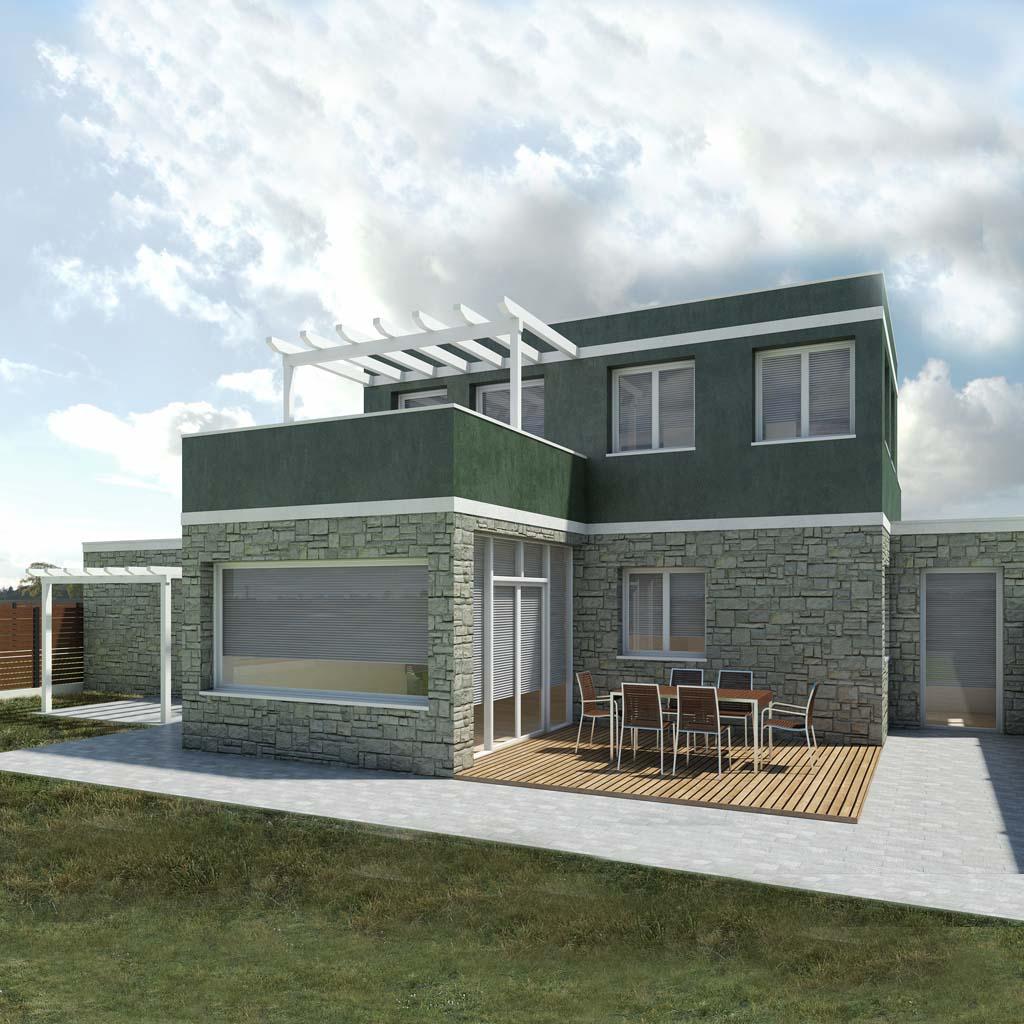 Construccion casa ZERIMUS Diseño 1