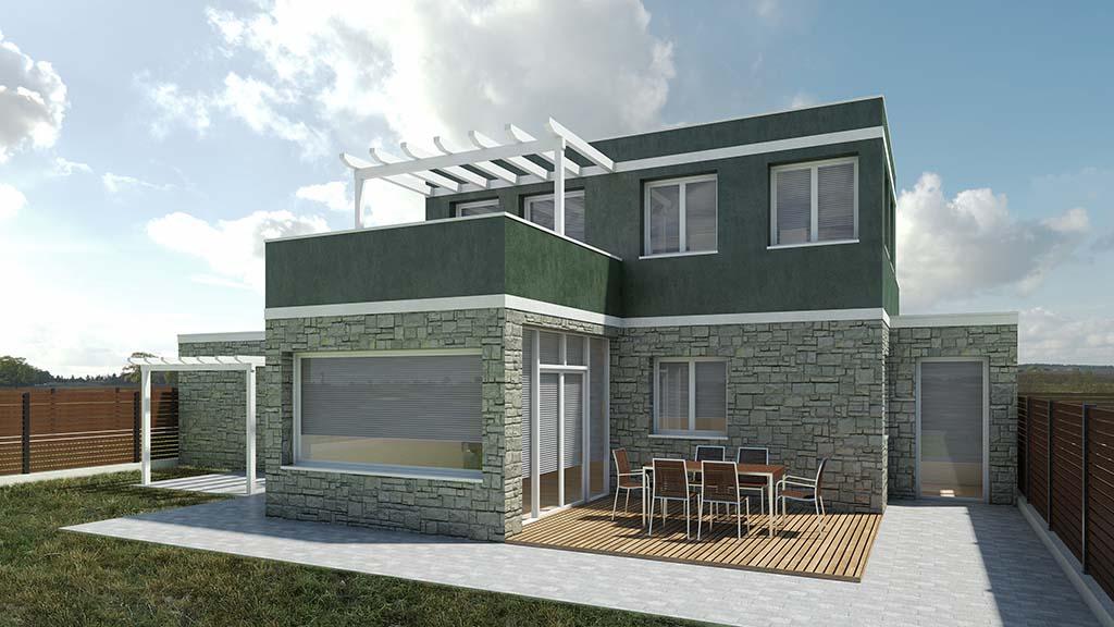 Construccion casa ZERIMUS Diseño 3
