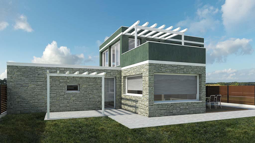 Construccion casa ZERIMUS Diseño 4