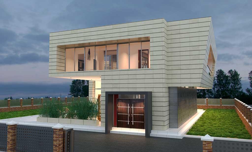 Diseño Construccion casa ELOM 1