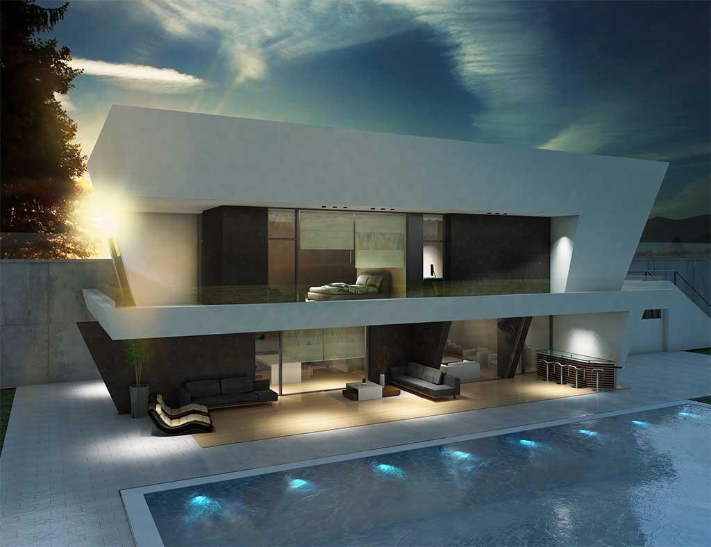 Diseño Construccion casa EVADAL 1