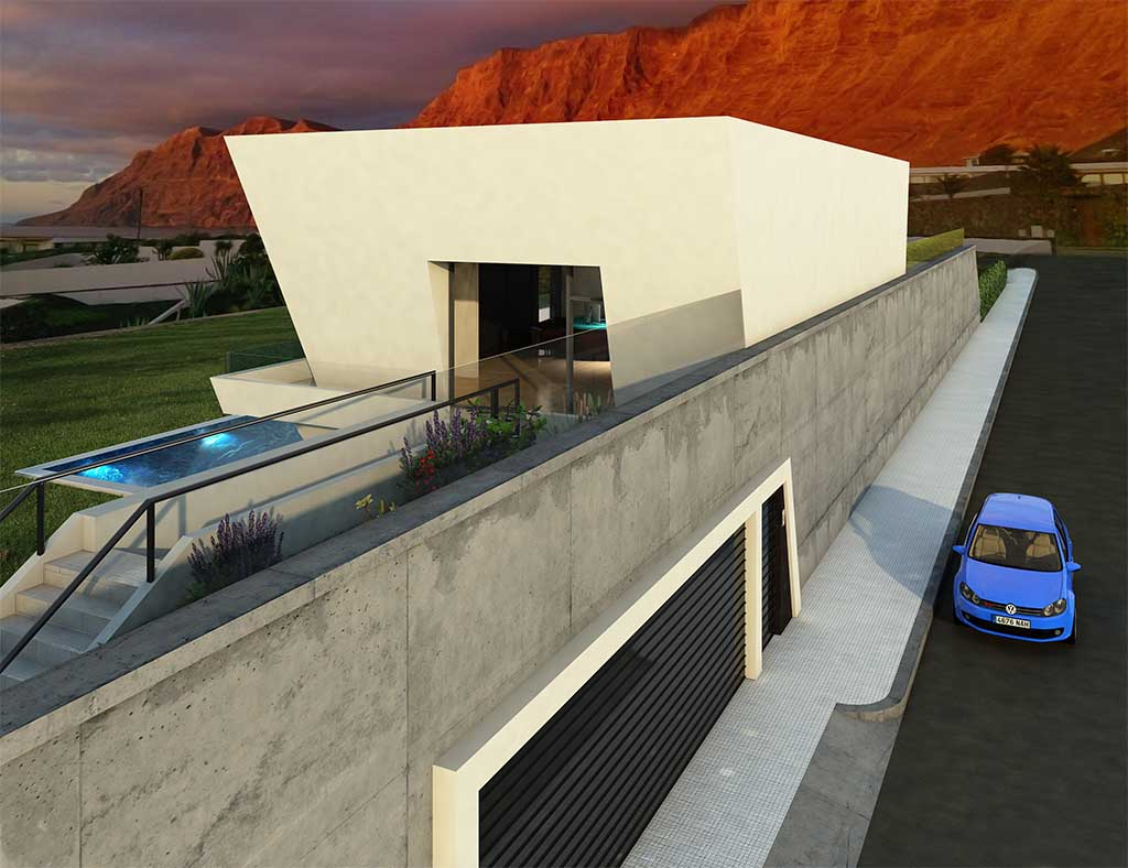 Diseño Construccion casa EVADAL 2