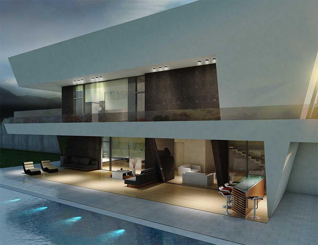 Diseño Construccion casa EVADAL 3