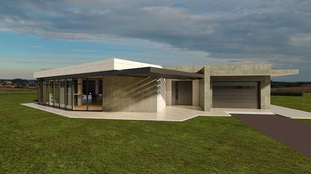 Diseño Construccion casa HERIALD 1
