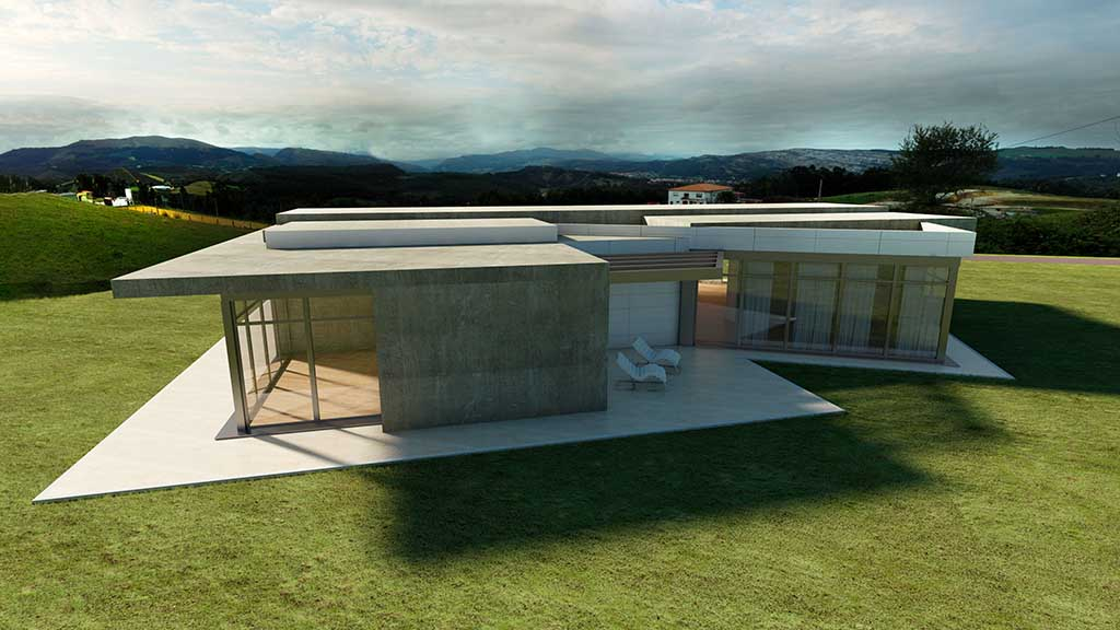Diseño Construccion casa HERIALD 3
