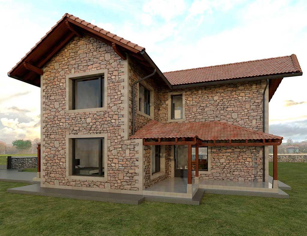 Diseño Construccion casa LAMERIA 2