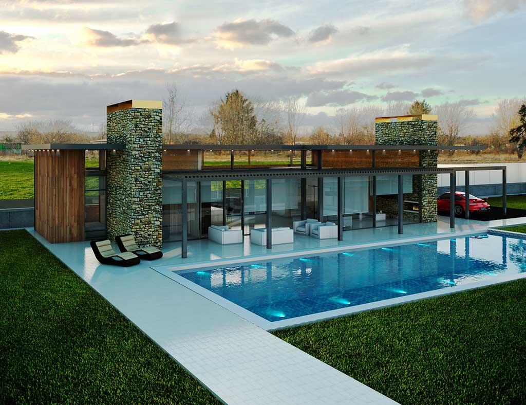 Diseño Construccion casa LATEISA 1