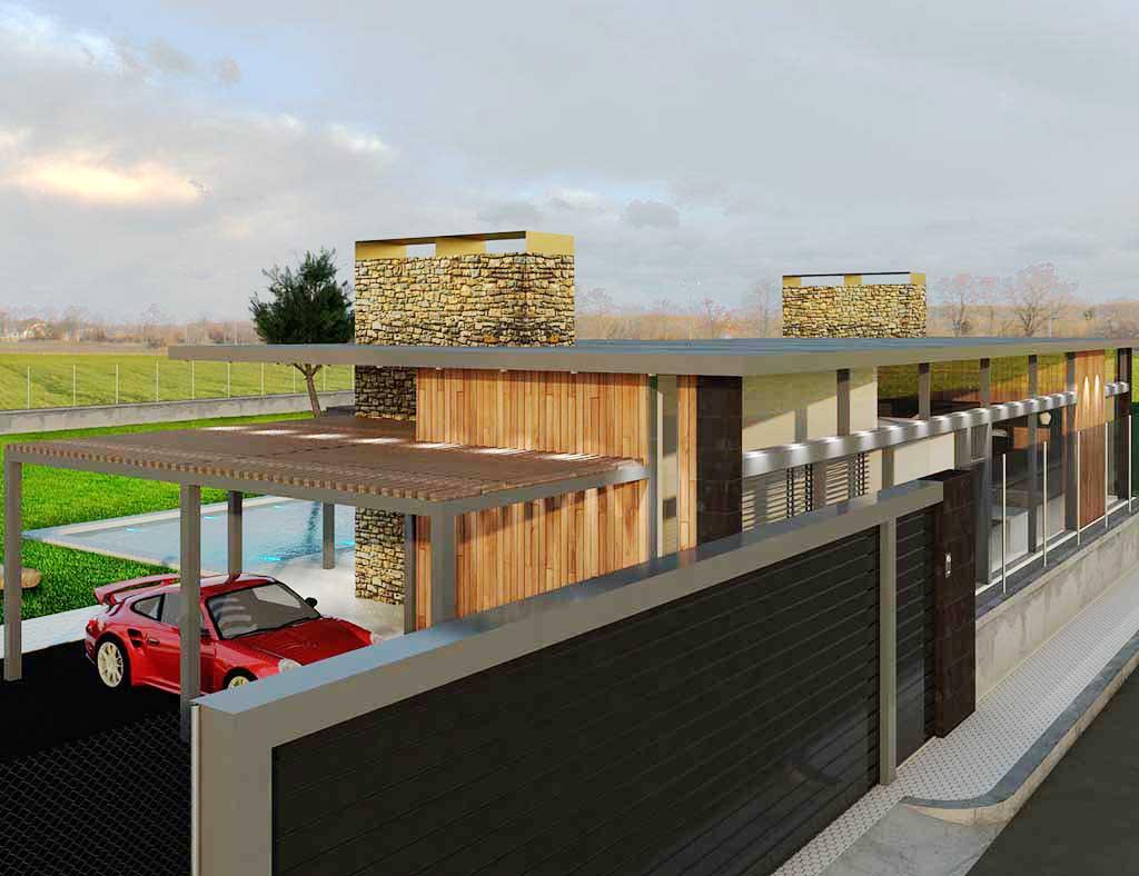Diseño Construccion casa LATEISA 2