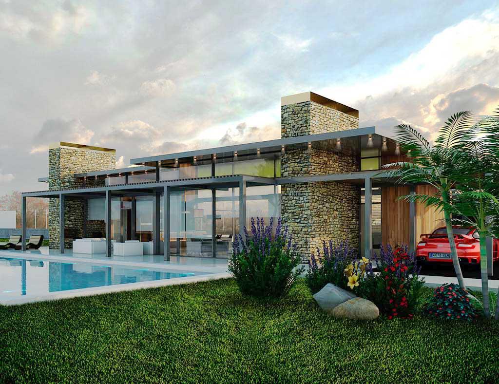 Diseño Construccion casa LATEISA 3