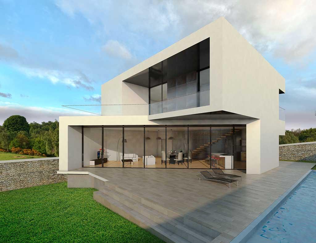 Diseño Construccion casa LAYER 2