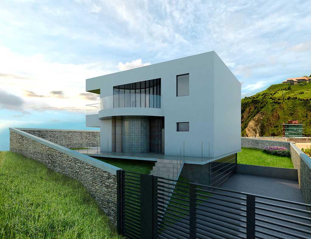 Diseño Construccion casa LAYER 3