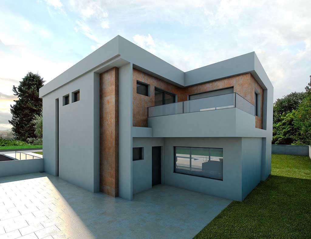 Diseño Construccion casa LYRE 3