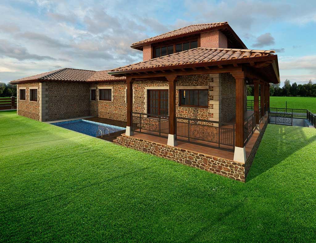 Diseño Construccion casa MINTREAL 1