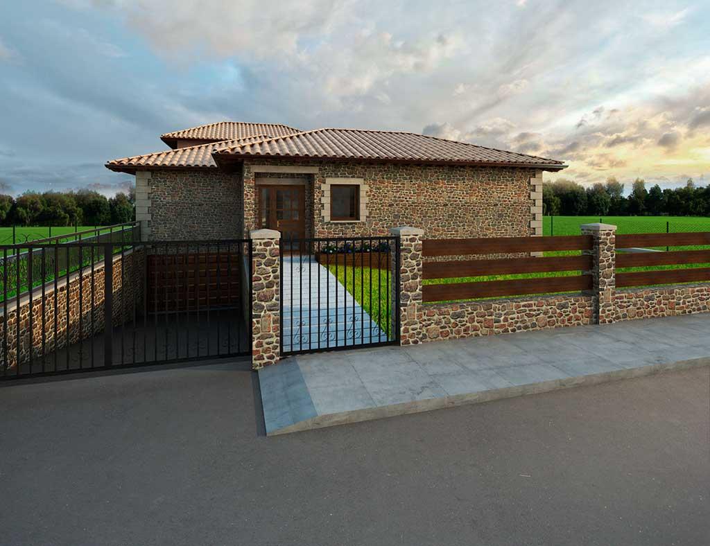 Diseño Construccion casa MINTREAL 4