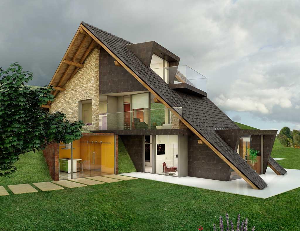 Diseño Construccion casa VEREN 1