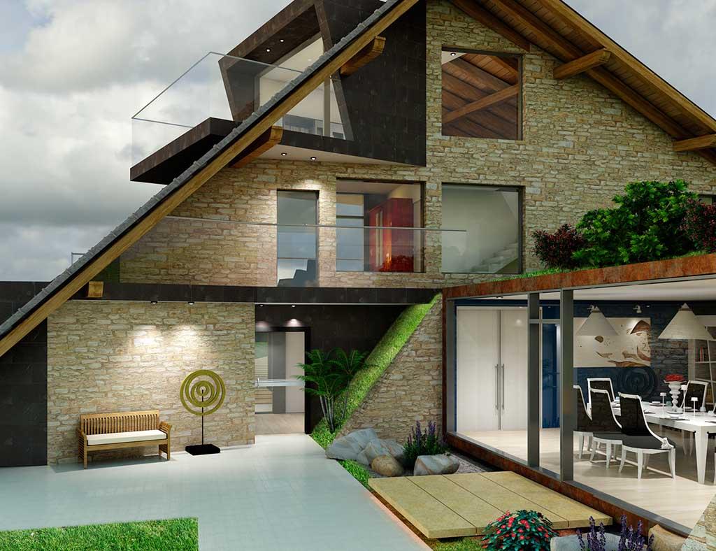 Diseño Construccion casa VEREN 3