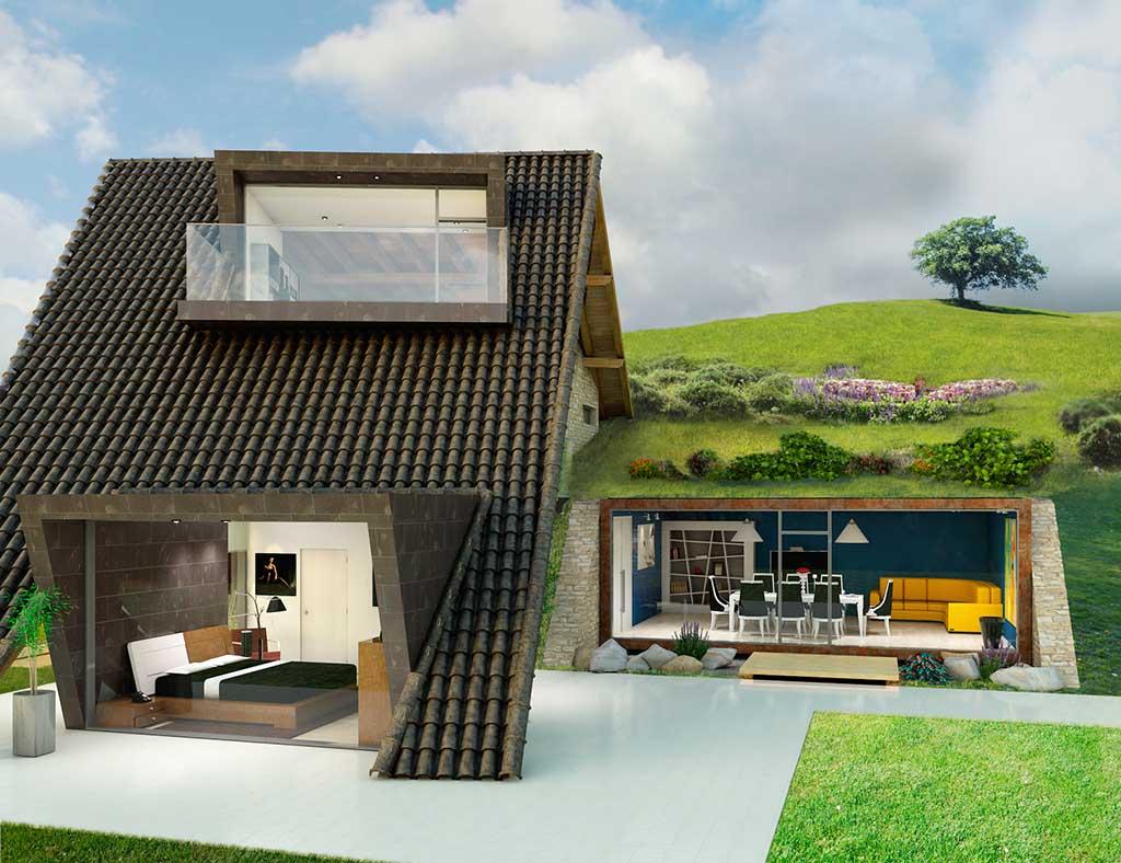 Diseño Construccion casa VEREN 4