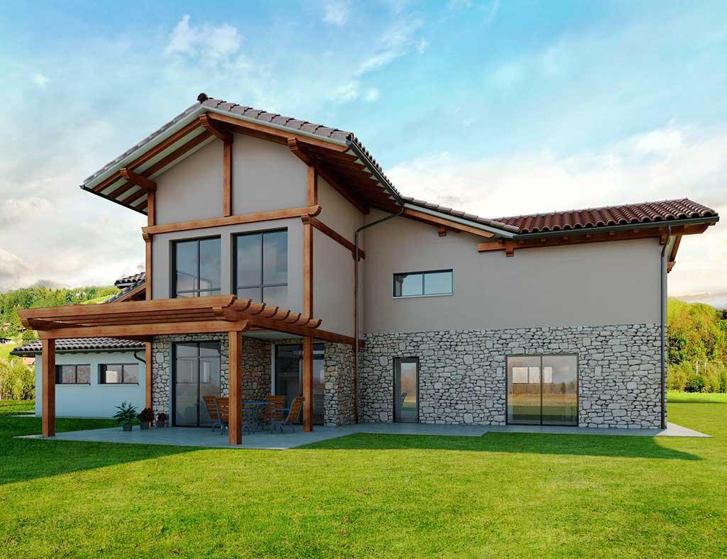Diseño Construccion casa XAMAN 1