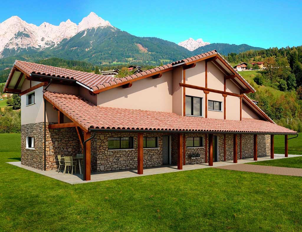 Diseño Construccion casa XAMAN 3