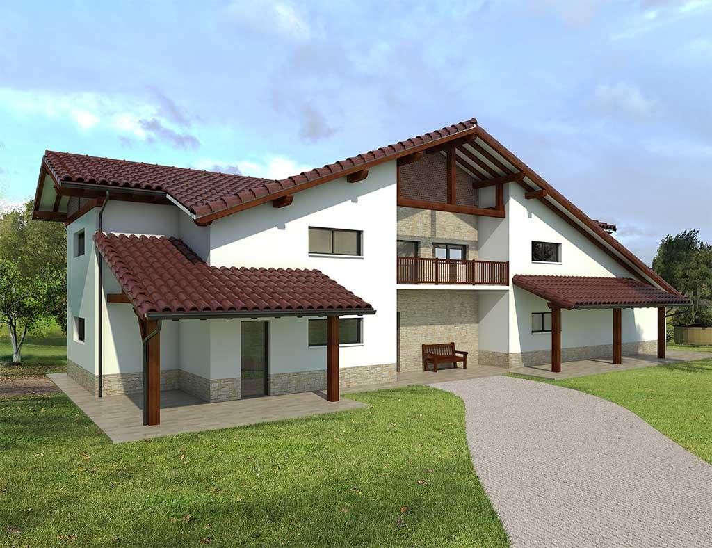 Diseño Construccion casa XANDAL 1