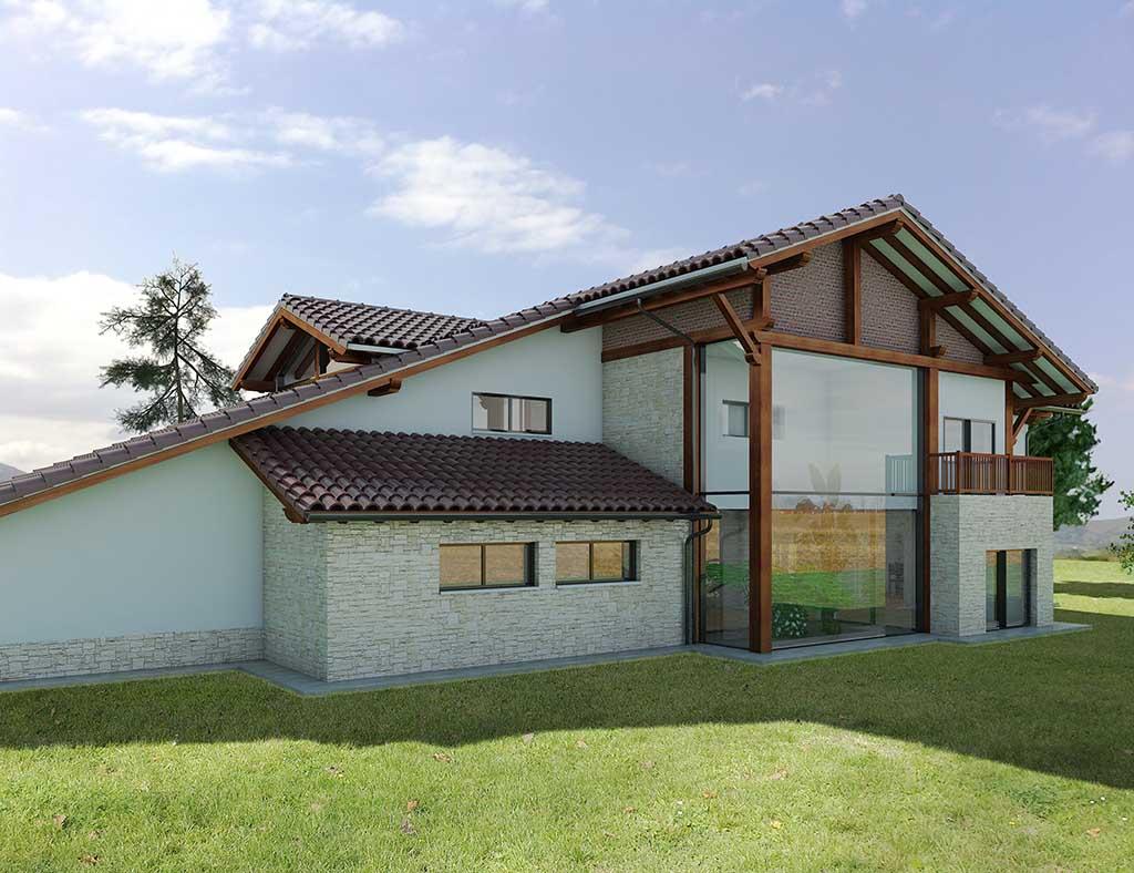 Diseño Construccion casa XANDAL 2
