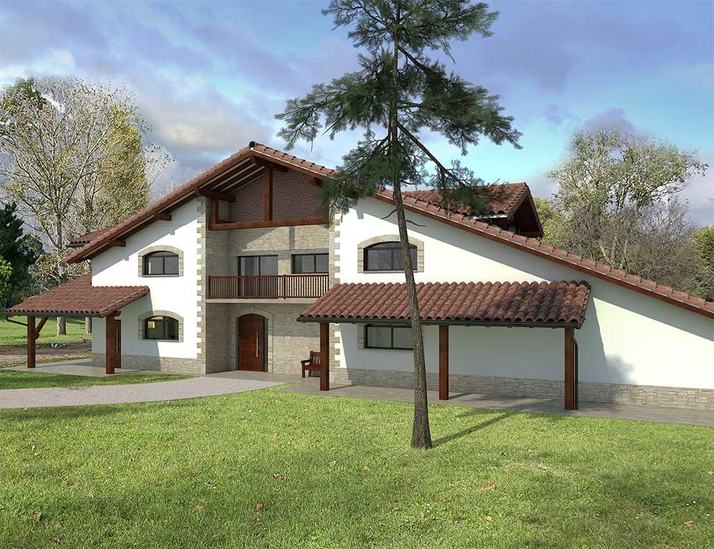 Diseño Construccion casa XANDAL 3