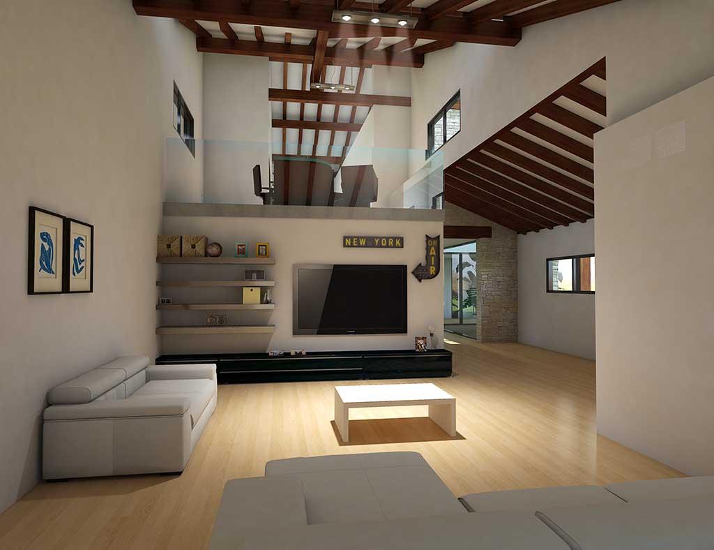 Diseño Construccion casa XANDAL 4