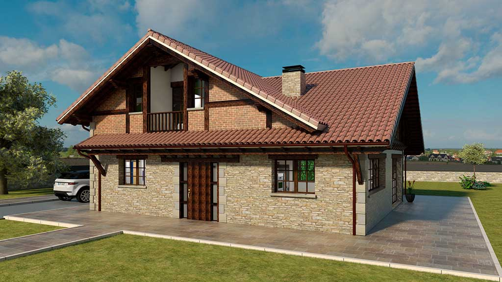 Diseño Construccion casa XENTO 1