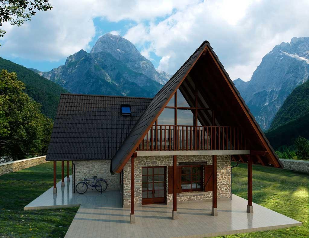 Diseño Construccion casa XYMIL 1
