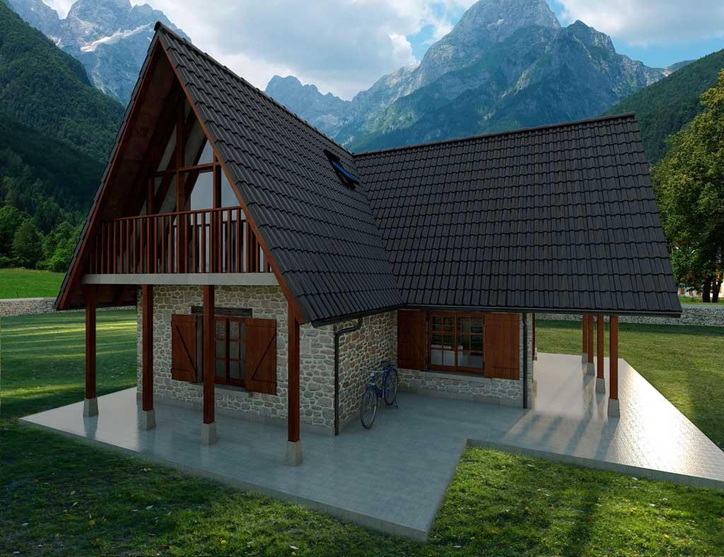 Diseño Construccion casa XYMIL 2