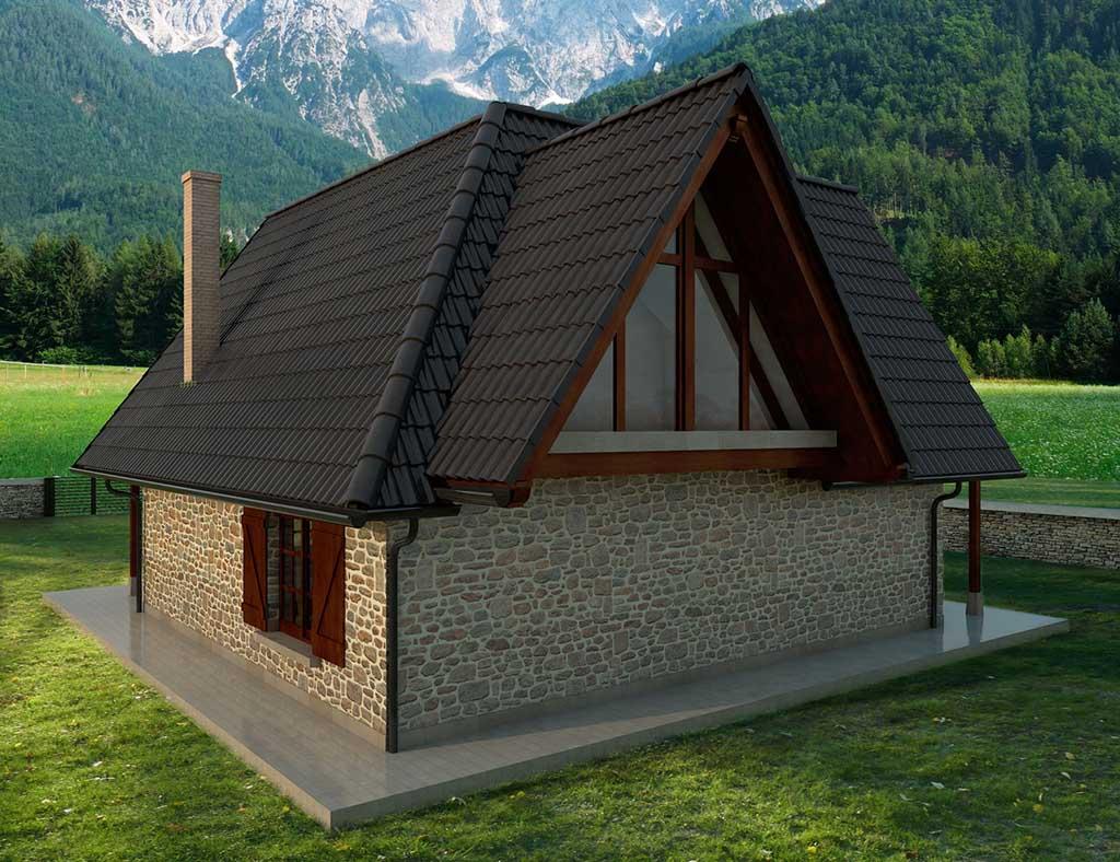 Diseño Construccion casa XYMIL 3