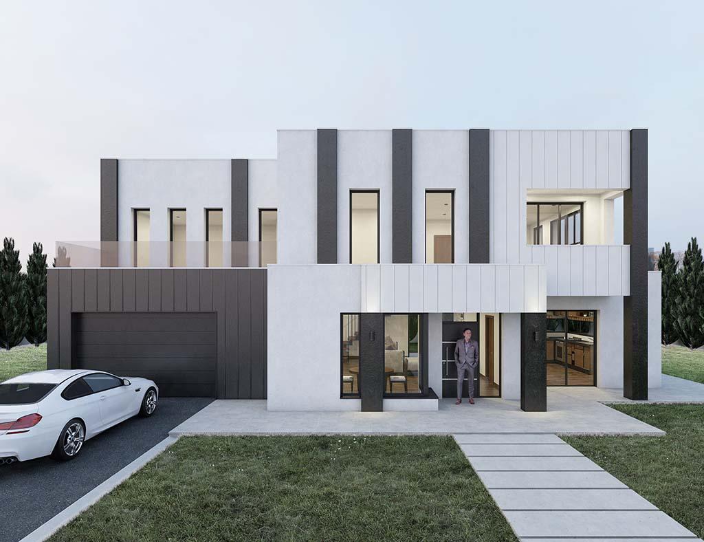 Diseño construccion casa EXOMOL 1