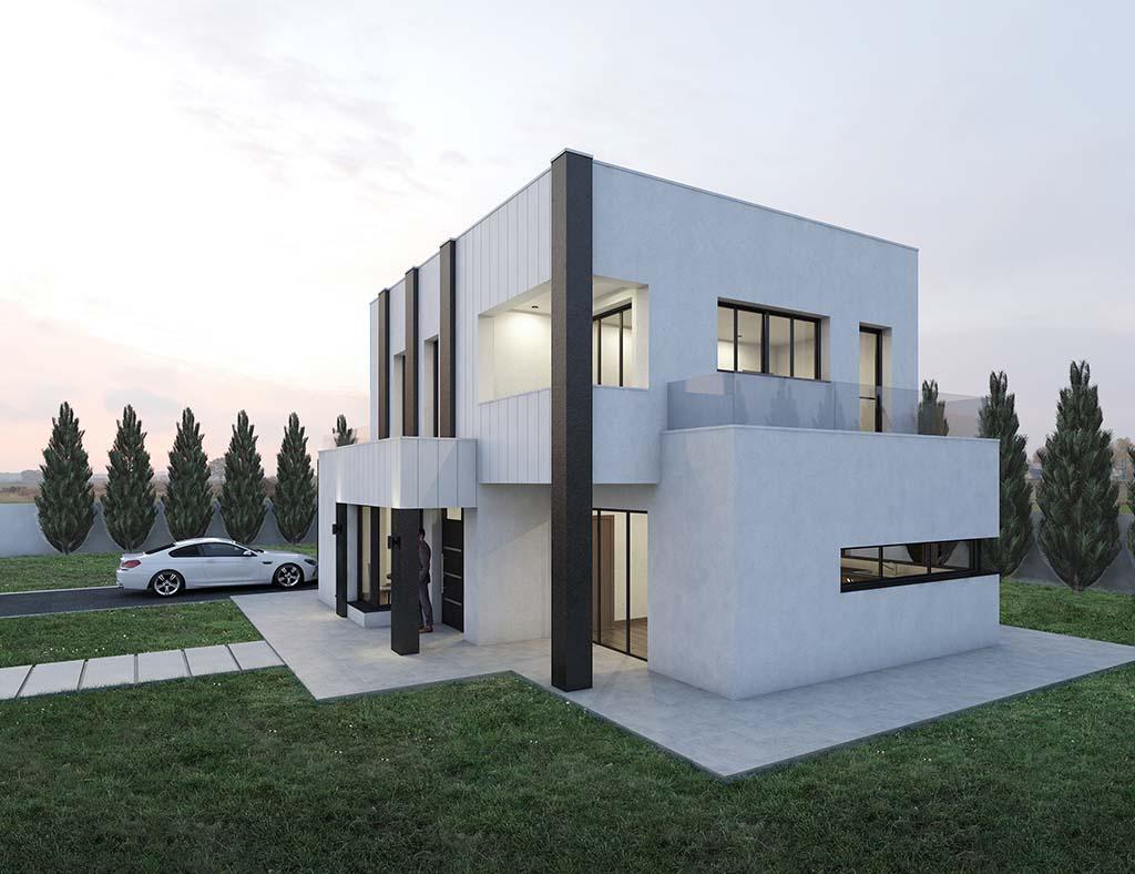Diseño construccion casa EXOMOL 2