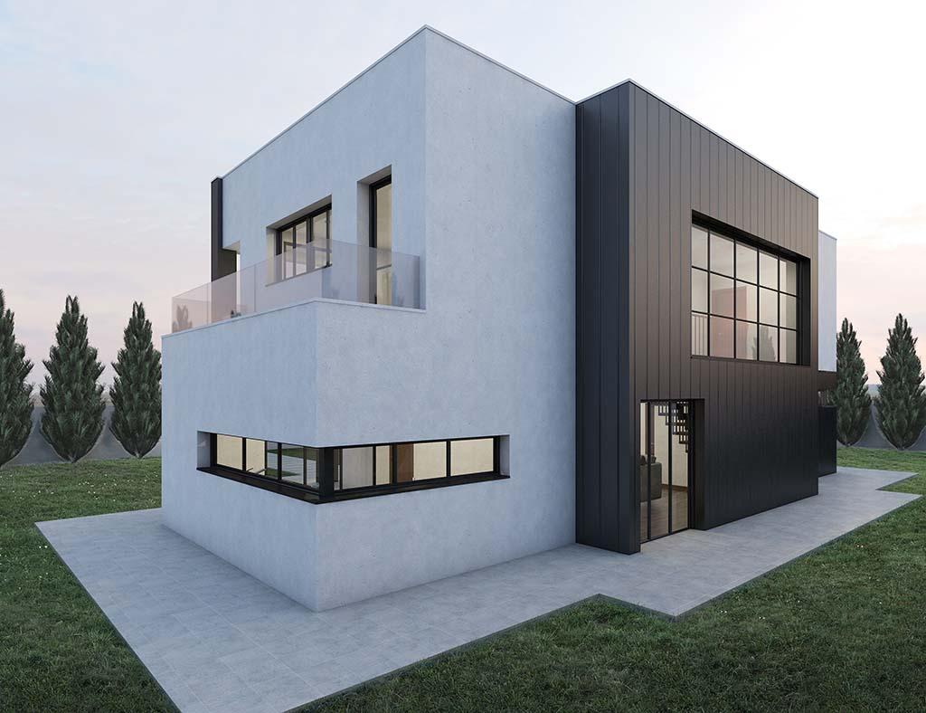 Diseño construccion casa EXOMOL 3