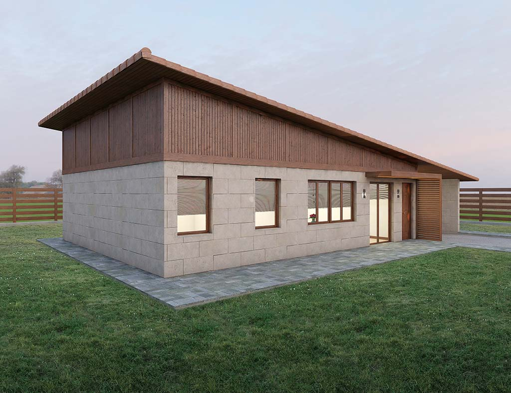 Diseño construccion casa GORTOL 2