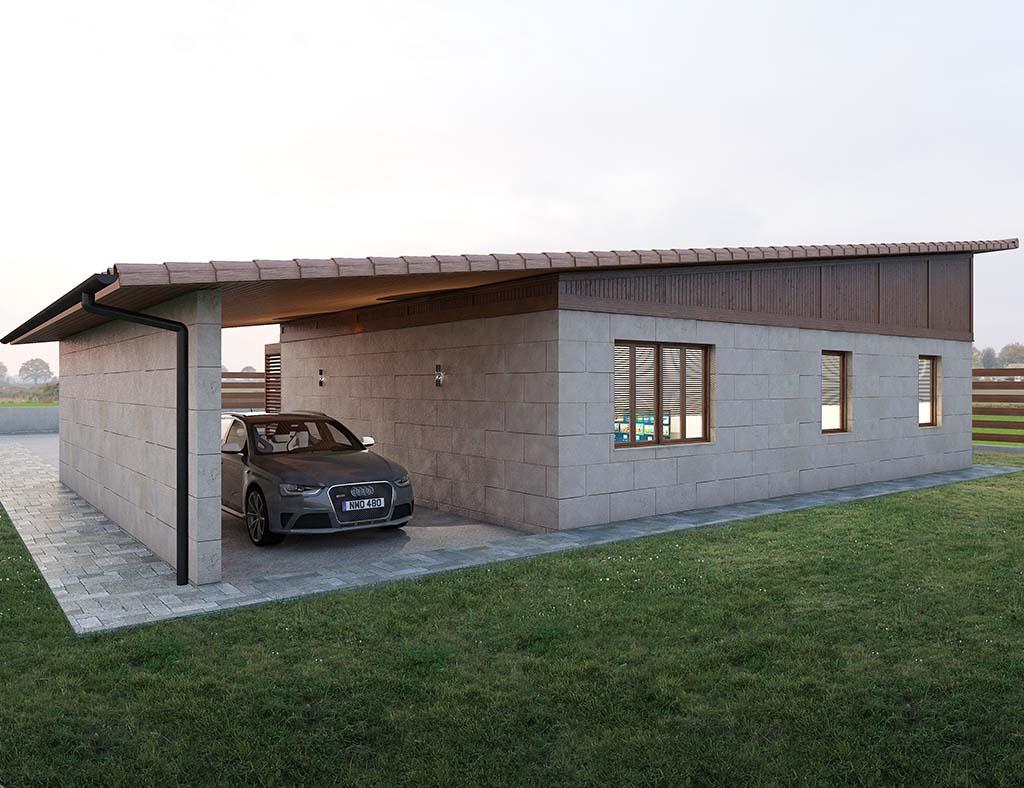 Diseño construccion casa GORTOL 3