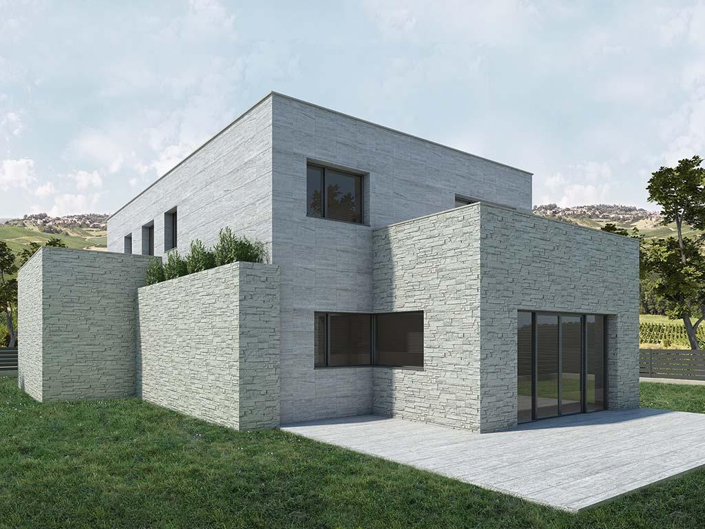 Diseño construccion casa HANTA 1