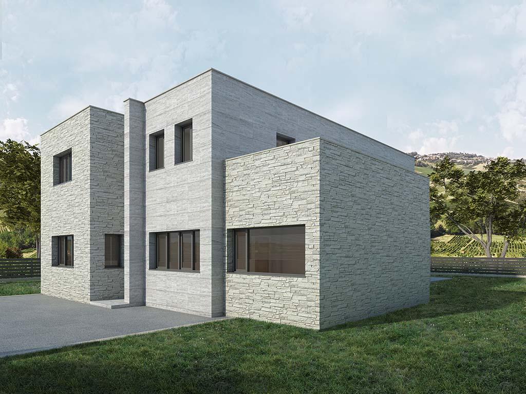 Diseño construccion casa HANTA 2