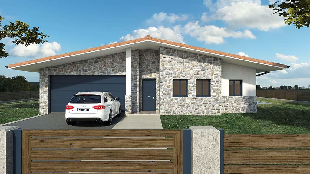 Diseño construccion casa IFENTA 1