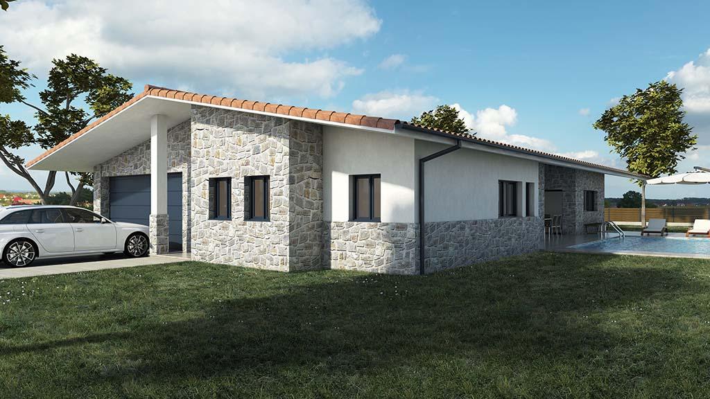 Diseño construccion casa IFENTA 2