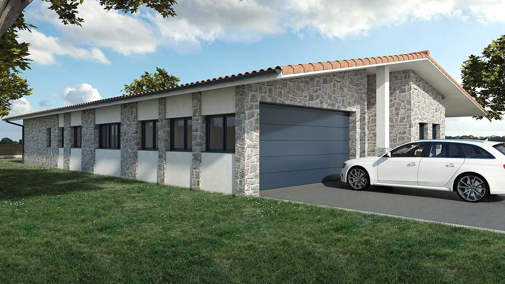 Diseño construccion casa IFENTA 3
