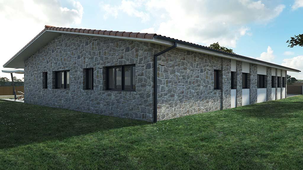 Diseño construccion casa IFENTA 4