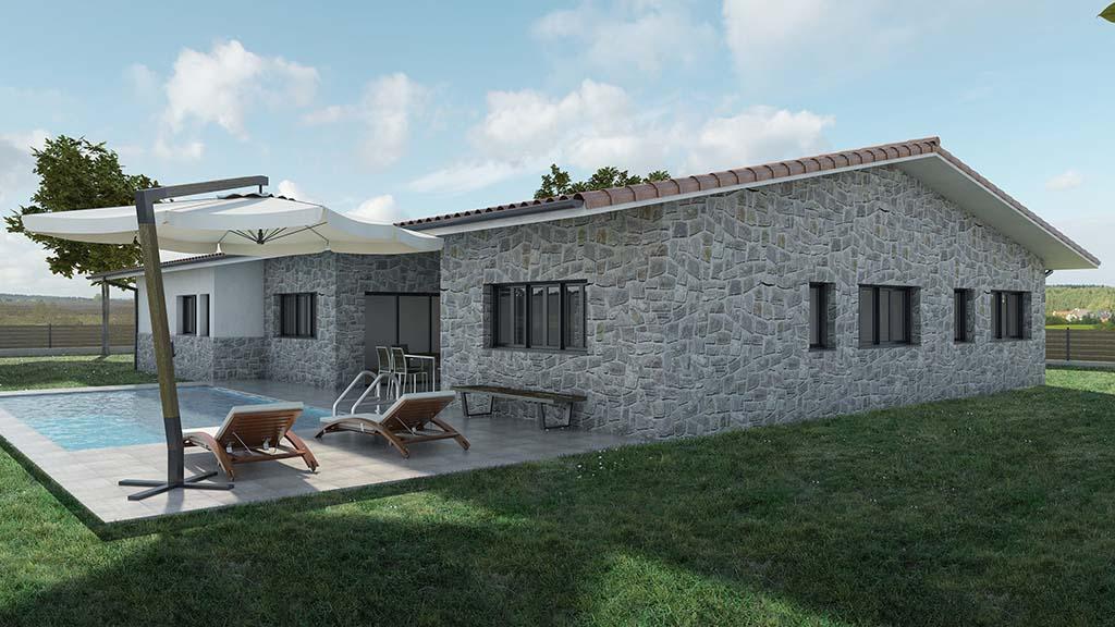 Diseño construccion casa IFENTA 5