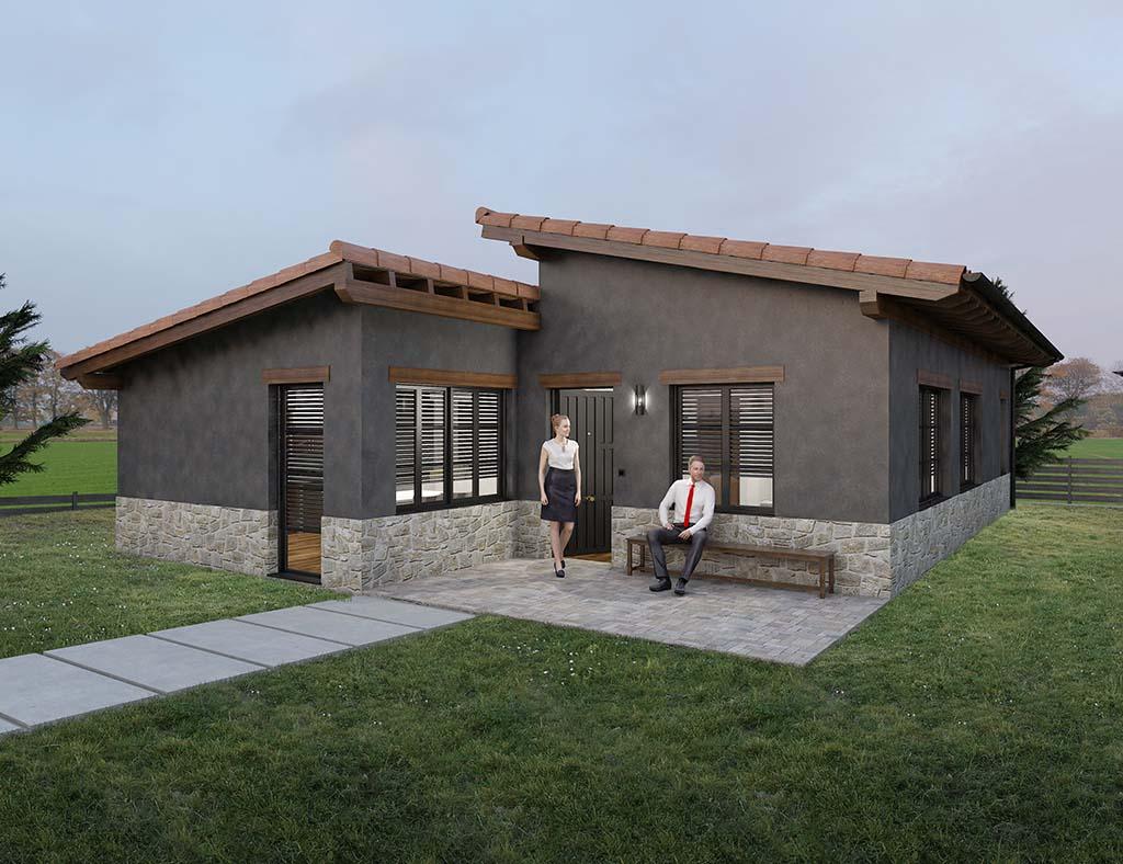 Diseño construccion casa JENME 1