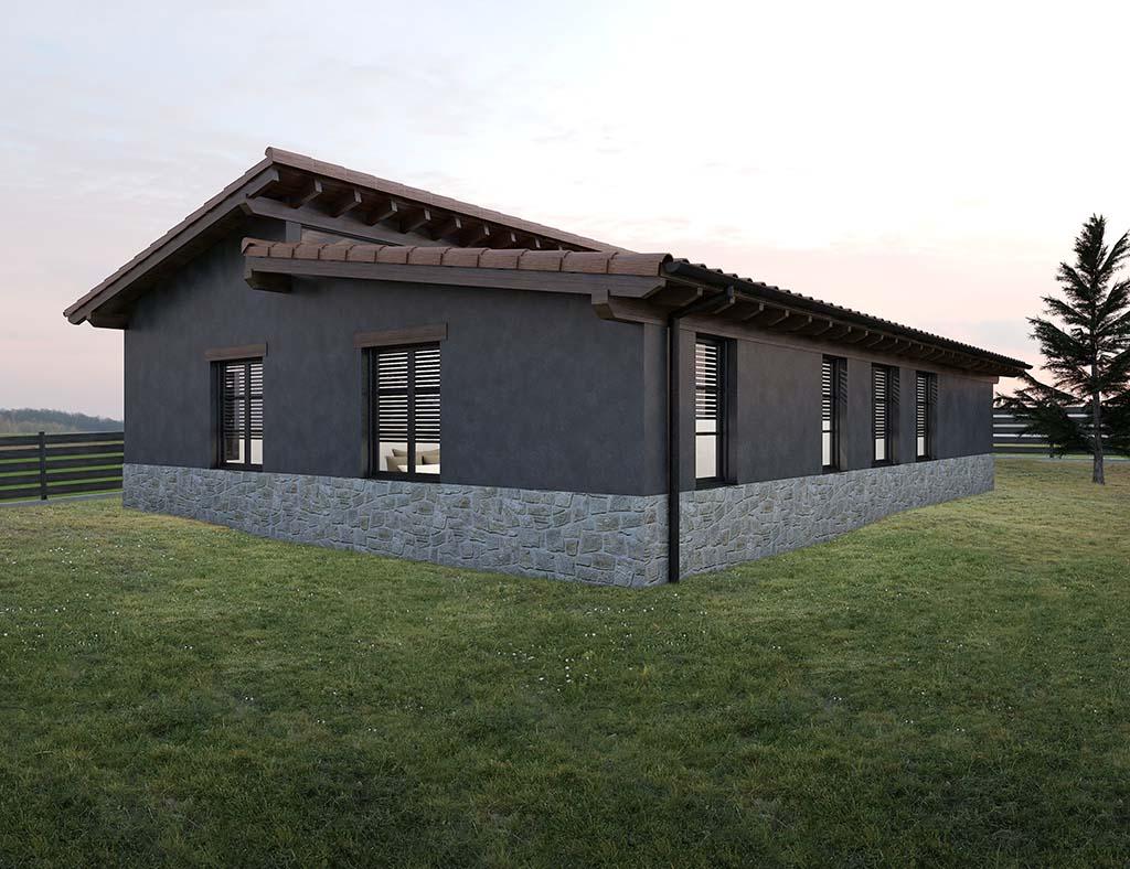 Diseño construccion casa JENME 2