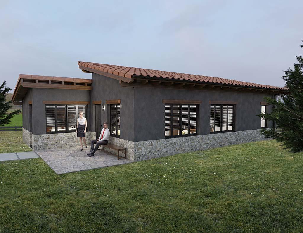 Diseño construccion casa JENME 4