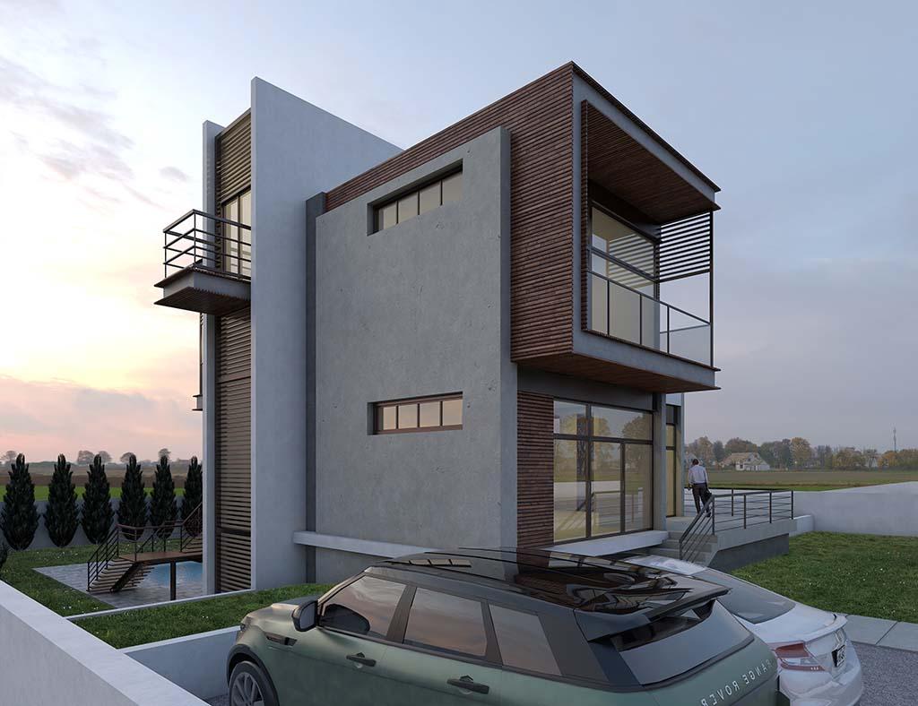 Diseño construccion casa ROMERA 3