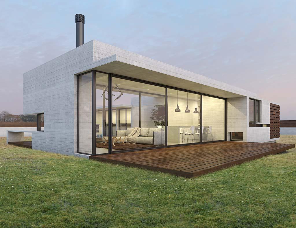 Diseño construccion casa SAREA 1