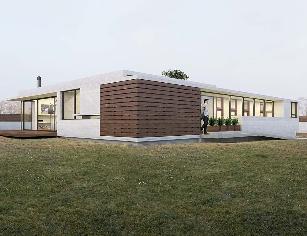 Diseño construccion casa SAREA 2